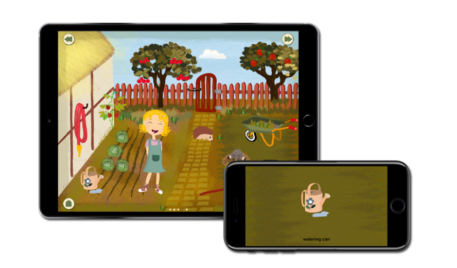 KinderApp Farm Garden